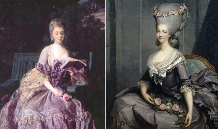 Принцесса Мария-Тереза-Луиза, маркиза де Ламбаль.
