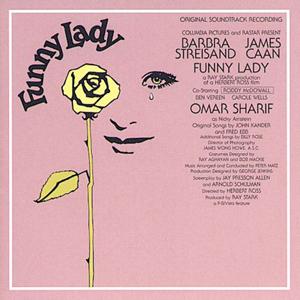 Barbra Joan Streisand - Funny Lady [Soundtrack] (1975)